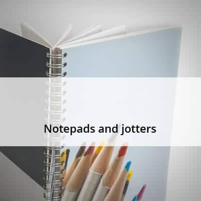 Notepads and jotters