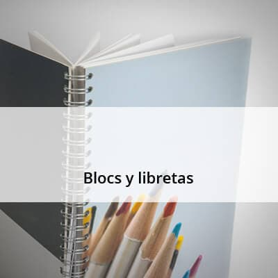 Blocs y libretas