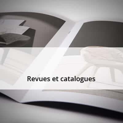 Revues et catalogues